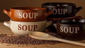 Тарелки для супа