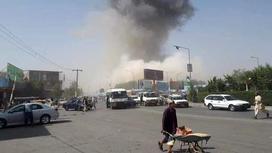 Взрыв в провинции Кундуз