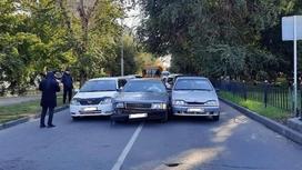 Авария в Павлодаре