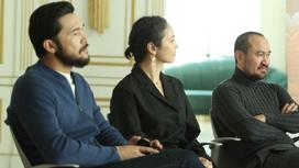 Актеры Туркестанского музыкально-драматического театра