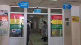 Нападение на врача в Талгаре