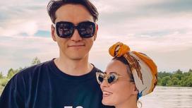 Сабуров с женой