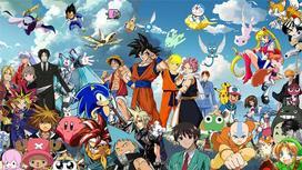 Самые популярные аниме в мире
