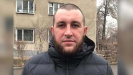 Мужчина, подозреваемый в мошенничестве в Алматы