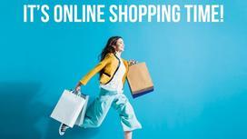 Время онлайн-шоппинга