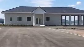 Аэродром в Баянауле