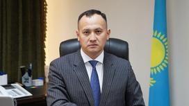 Ильяс Оспанов