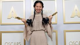 """Хлои Чжао на """"Оскаре"""""""