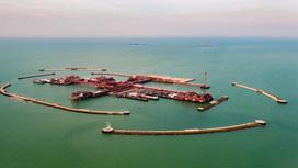 Проект по морским судоходным каналам на Каспии