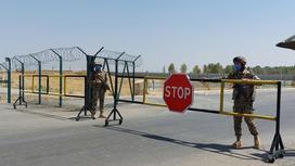 Военнослужащие Узбекистана