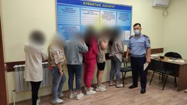Проституток выявили в Атырау