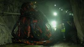 парк техники рудника «Нурказган»