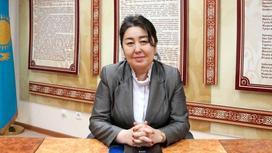 Экс-председатель Комитета по управлению земельными ресурсами Гульжахан Бимендина
