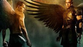 Кадр из фильма «Легион» (2010)