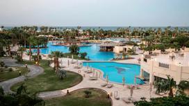 Зона для туристов в Египте