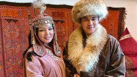 Жания Джуринская с мужем