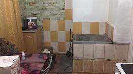 Кухня, где расположена неисправная печь