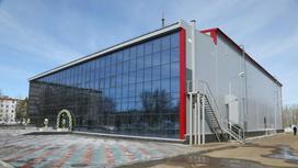 Теннисный центр Лисаковск