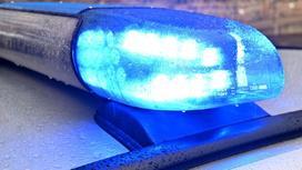 Проблесковый маячок полицейского авто