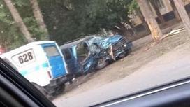 ДТП в Павлодаре