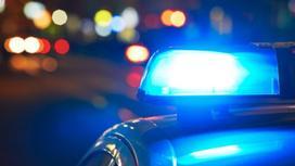 Полиция түнде