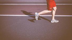 Человек на пробежке
