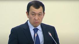 """Экс-председатель правления АО """"Казпочта"""" Канат Алпысбаев"""