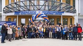 В Бишкеке завершилось строительство больницы
