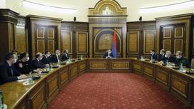 Заседание Совбеза Армении