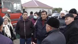 Кандасы из Ирана прибыли в СКО