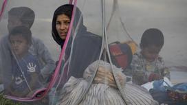 Афганская женщина