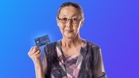 Владелица карты Visa от Казпочты