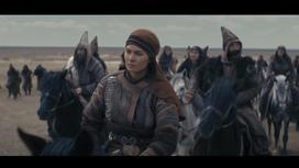 Кадр из фильма «Томирис»