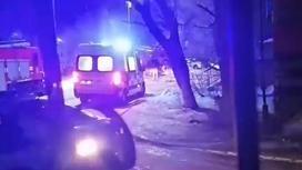 Хлопок газа в Шымкенте