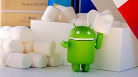 Игрушка в виде операционной системы Android