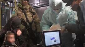 Спасение казахстанцев из Сирии