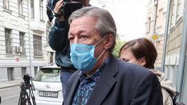 Ефремов в маске