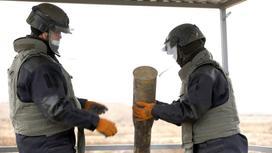Уничтожение боеприпасов в Арыси