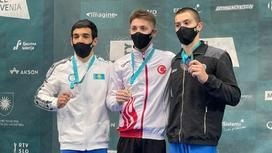 Призеры этапа Кубка мира по спортивной гимнастике