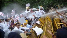 Протест в Индии