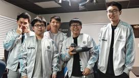 Invictus Gaming победители ONE Esports Singapore Major 2021 по Dota 2