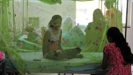 Ауруханадағы балалар