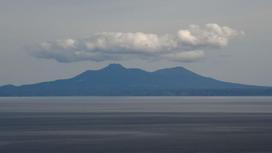Остров Кунашири