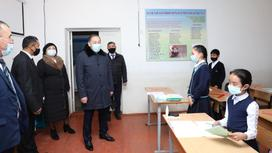 Рабочая группа во главе с Ералы Тугжановым