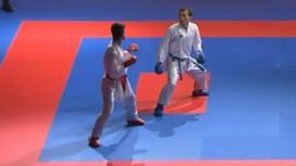 Казахстанские каратисты стали призерами на международном турнире по каратэ в Марокко (видео)