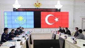 Казахстан и Турция