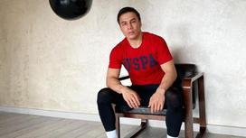 Боксер Батыр Джукембаев