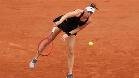 Теннисистка Елена Рыбакина