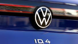 Volkswagen автомобиль