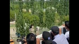 Конфликт на границе Таджикистана и Кыргызстана усилился